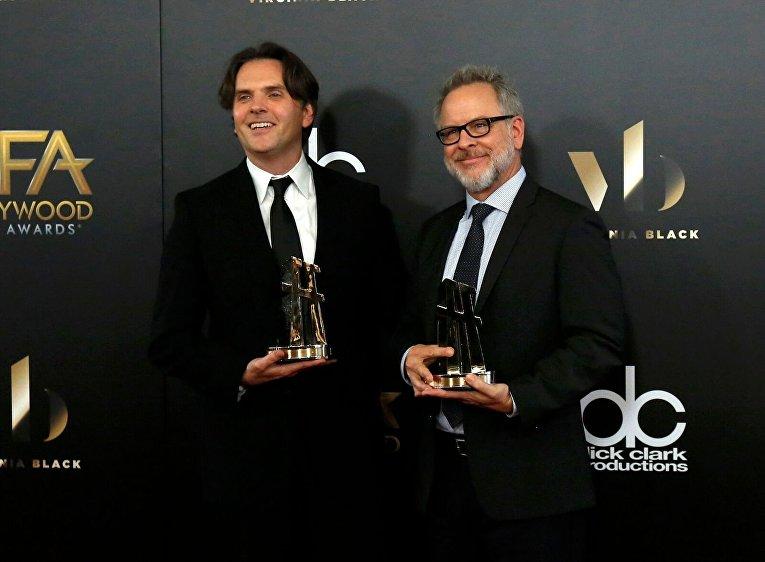 Церемония награждения Hollywood Film Awards-2016
