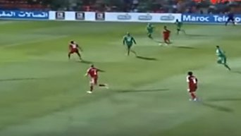 Матч мира с участием Диего Марадоны. Видео