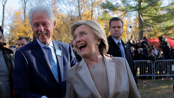 Клинтон лидирует в5 штатах поитогам досрочного голосования