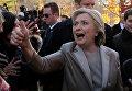 Хиллари Клинтон на выборах президента США