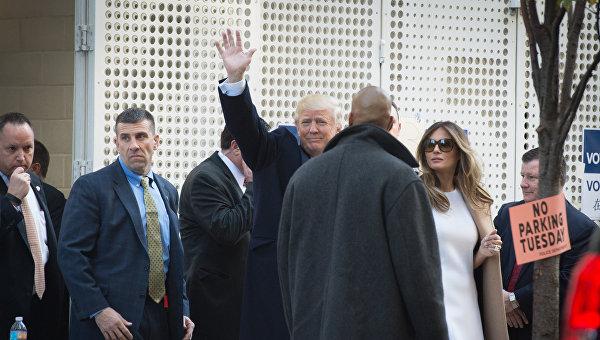 Штаб Трампа будет судиться из-за времени работы участков вНеваде
