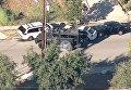 Стрельба в Калифорнии у избирательного участка. Видео