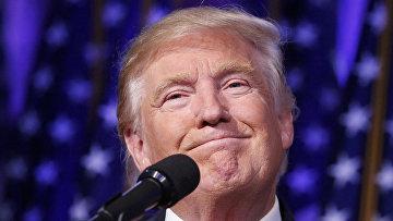 """Белый дом: Трамп попытается заключить """"сделку"""" с РФ по борьбе с терроризмом"""