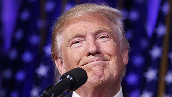 Популярность Трампа после выборов выросла на 9 процентных пунктов — опрос