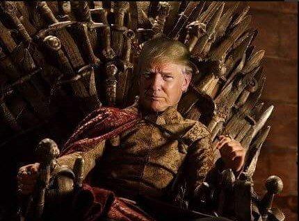 Победа Дональда Трампа в фотожабах