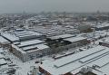В Екатеринбурге рухнула крыша завода-производителя военной техники. Видео
