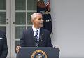 Барак Обама о результатах выборов в США