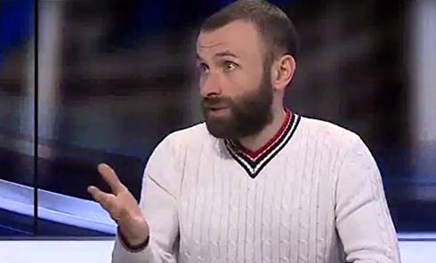 Кандидат политических наук Владимир Кушниренко