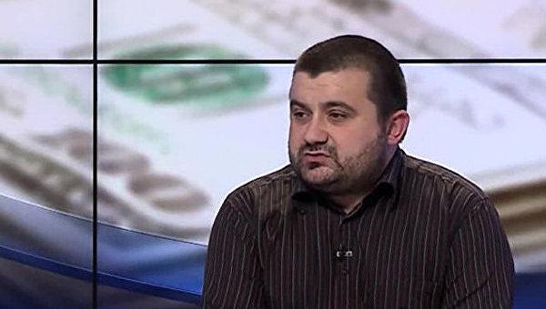 Политтехнолог Ярослав Макитра. Архивное фото