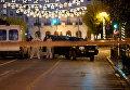 Неизвестные бросили гранату в посольство Франции в Афинах