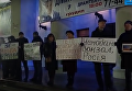 Срыв концерта Потапа и Насти в Чернигове: кровь, крики и дымовые шашки. Видео