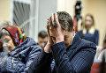 Надежда Савченко в Подольском райсуде Киева