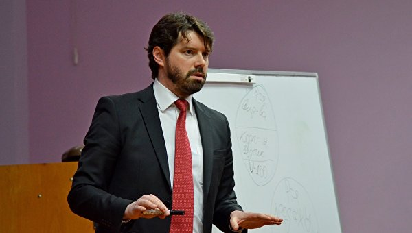 Председатель Комитета экономистов Украины Андрей Новак