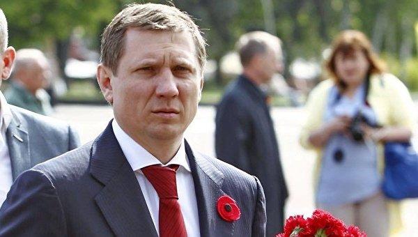 Народный депутат Шахов объявил, что нанего совершили покушение