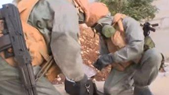 Оппозицию Сирии обвиняют в применении химоружия. Видео