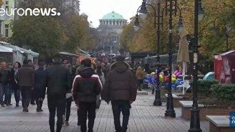 Болгария выбирает президента