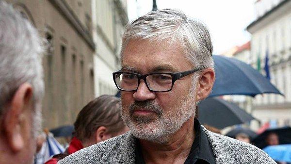 Бывший сенатор и замминистра юстиции Чешской Республики, политолог Иржи Вывадил