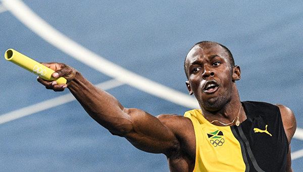 Усэйн Болт (Ямайка). Архивное фото