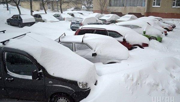 Из-за непогоды значительно усложнен проезд к87 населенным пунктам,— «Укравтодор»
