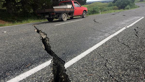Власти Новой Зеландии потратят $1,4 млрд на восстановление дорог
