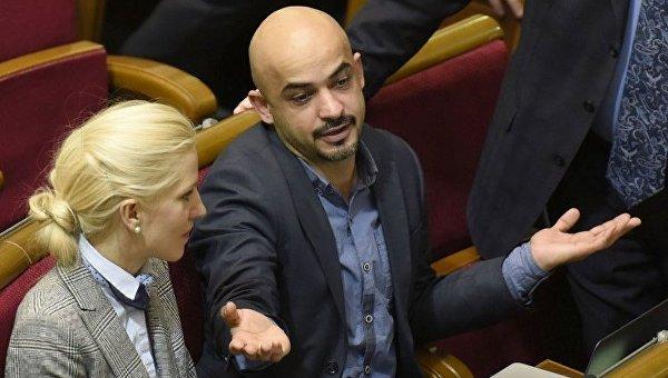 Залищук иНайема исключили измеждународных делегаций