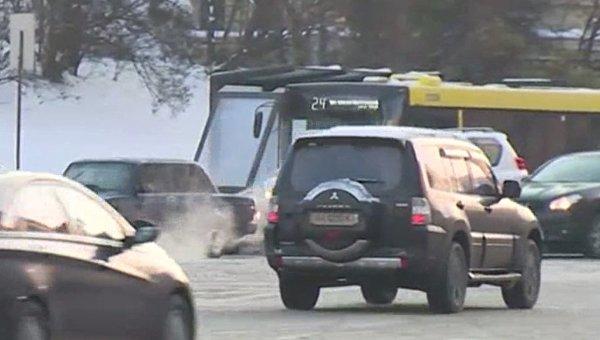 Крещатик перекрыт, возлеВР иНацбанка— сотни правоохранителей