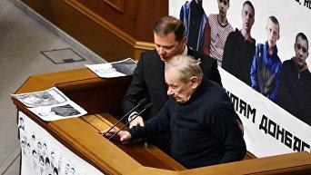 Олег Ляшко и Юрий Шухевич