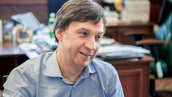 Замглавы Нацбанка Олег Чурий