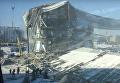 Обрушение здания в Астане