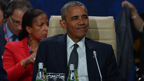 Обама: Трамп должен быть готов дать отпор Российской Федерации вслучае потребности