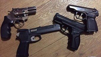 Пистолеты. Архивное фото