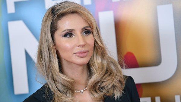 Певица Светлана Лобода на четвертой Реальной премии MUSICBOX 2016