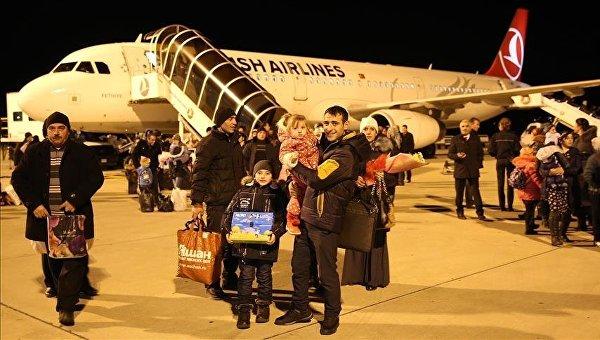 Более 340 турок-месхетинцев из Украины эмигрировали в Турцию