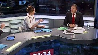 Олег Ляшко готов к дебатам с Юлией Тимошенко