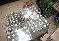 В Кременчуге полиция изъяла 1200 бутылок фальсифицированного алкоголя