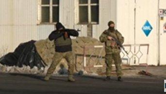 В Харькове завершилась первая активная фаза контрдиверсионных учений