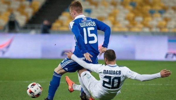 Полузащитник «Динамо» стал лучшим молодым игроком государства Украины 2016 года