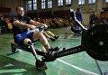 Национальные кроссфит соревнования Игры героев среди раненых воинов АТО