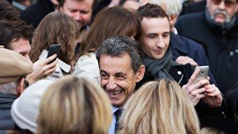 Первый тур праймериз партии республиканцев в Париже