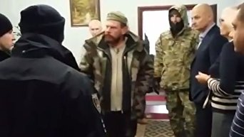 Народные люстраторы на Одесской таможне
