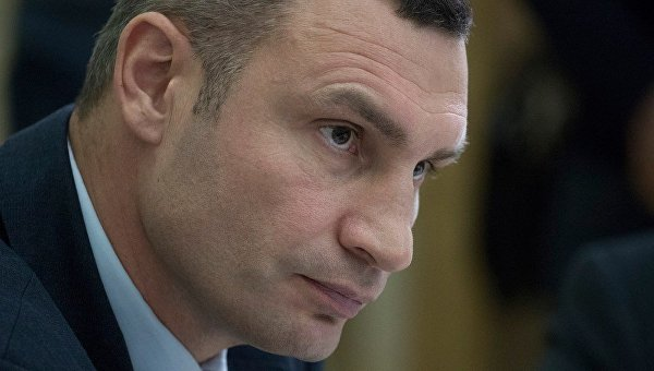 Виталий Кличко. Архивное фото