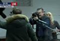 Конфликт на пресс-конференции Юлии Тимошенко