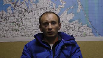 Задержанный СБУ на админгранице с Крымом Александр Баранов
