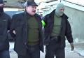 ФСБ разместила видео задержания предполагаемого украинского шпиона. Видео