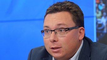Политолог Олег Бондаренко