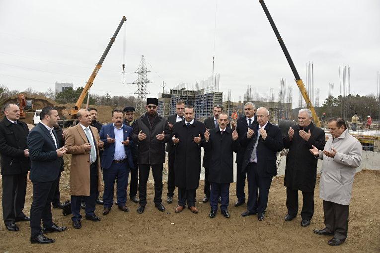 Визит турецкой делегации в Крым