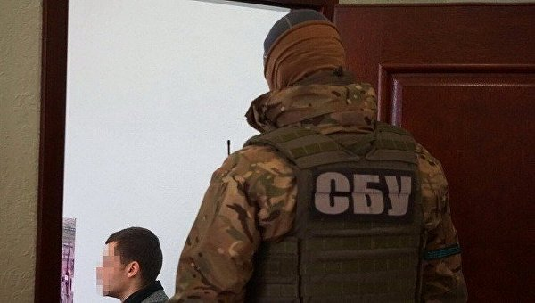 СБУ проводит изъятие документов вофисах «ТС»