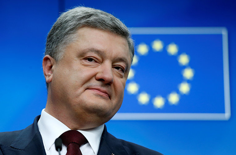 Петр Порошенко на саммите Украина-ЕС в Брюсселе