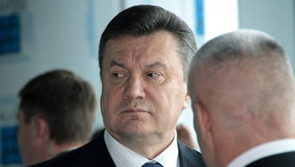 Проведена пробная связь— Допрос Януковича