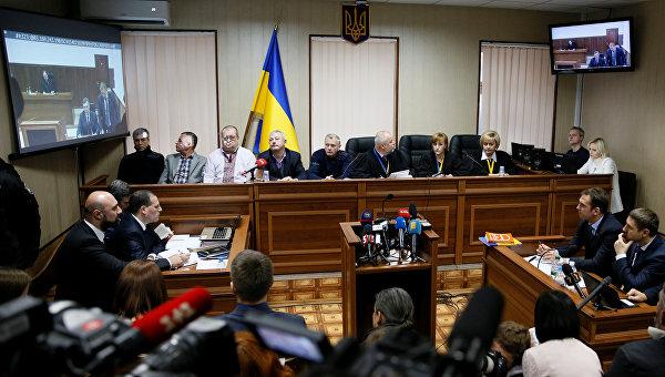 ВУкраинском государстве продлили арест 5-ти экс-бойцам «Беркута»